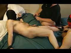Teaching slut slave to switch 1of4