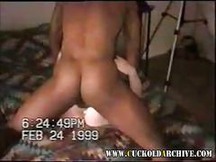 Cuckold archive - vintage videos of milf slut gangbanded