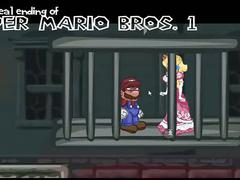 Mario is missing! hentai game