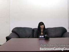 Cool mom assfuck & swallow audition