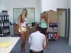 femdom, german, spanking,
