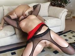 White girl gets her big ass pounded hard.