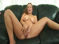 Big tits babe creampie by black dude