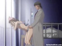 Nurse gets fucked