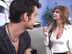 milf, blonde, hospital, uniform, busty, candy, sucking nipples, doc, doctor adventures, brazzers network, chloe chaos, jay smooth