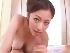 big boobs, japanese, pov