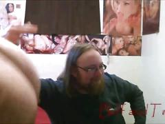 Buff and trinity pleasures: buff's bbw anal fuckfest