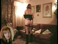 French slut victoria at home (complete video)