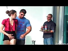 Fey and zeb atlas hardcore fucking after lunch