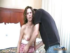 Son blackmailed mom for blowjob milzr.com