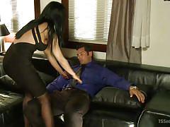 milf, shemale, interracial, asian, brunette, from behind, anal sex, cock sucking, ts seduction, kink, robert axel, marcus ruhl, yasmin lee, beretta james