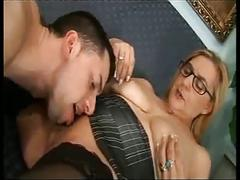 Anal mom and not her son
