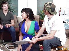 milf, mommy, big boobs, brunette, pussy fingering, tits licking, boobs grope, mommy got boobs, brazzers network, mercedes carrera, tyler nixon