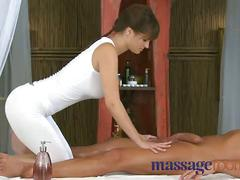 Massage rooms busty masseuse rita tender loving care