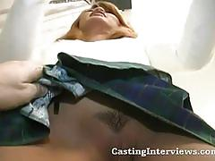 Asian slut rides a hard cock into heaven