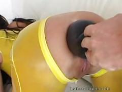 Extreme anal penetration