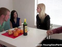 Young sex parties - fucking with the neighbors