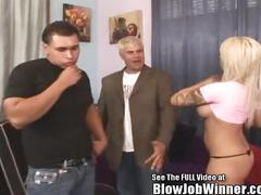 Brooke haven bodacious blow job winner!
