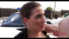 Molly jane in pursuit of big dick