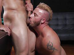 Aaron and john love some good fucking
