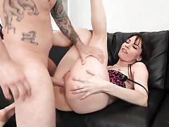 anal, blowjob, hardcore, brunette, hustler, dana dearmond