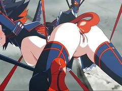 Kill la kill tentacles hentai
