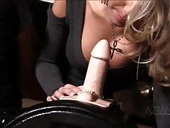 aubrey addams, big tits, blonde, busty, pussy, masturbation, toys, huge dildo, solo, tight pussy, posing, naked, teasing, striptease