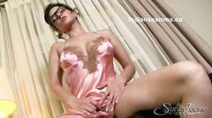 Sunny leone in room service striptease