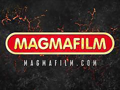 Magma film gorgeous german blonde webcam
