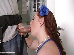 Reyna mae exposes her 36jj tits and gets fucked