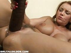 big tits, masturbation, toys, brutaldildos, adult-toys, masturbate, big-boobs, milf, dildo, dildo-ride, huge-dildo, brutal-dildo, big-toys, solo, extreme-insertion, huge-insertion, insertion, janet-mason, redhead, mature