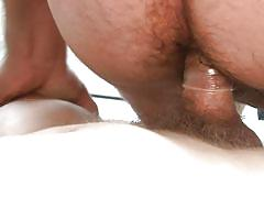 Horny tattooed gays having ass-fucking fun