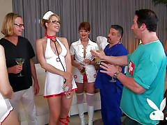 Slutty nurses sucking some penises @ season 2 ep. 5
