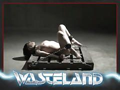 Wasteland bondage sex movie - leileyn begs (pt 2)