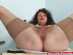 masturbation, mature, uniforms, hairy, bush, amateur, mom, milf, old, dildo, uniform, nurse, bizarre, pussy, speculum, sex-toys, stockings, naughtyheadnurse