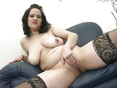 Dominika loves to masturbate