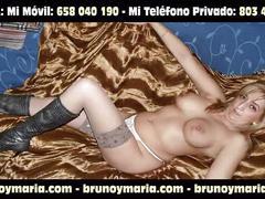 Nueva parejita joven en brunoymaria.com