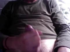 Masturbándome