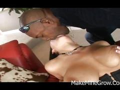Big tits natasha nice nailed by a big black cock