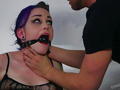 tattoo, spanking, babe, deepthroat, piercing, hand job, punk, sexy lingerie, ball gag, burning angel, seth gamble, rizzo ford