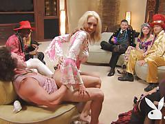 Costume party ends in a swingers orgy @ season 1 ep. 6