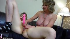 Oldnanny lesbian couple crazy mature learn masturbate sexy girl