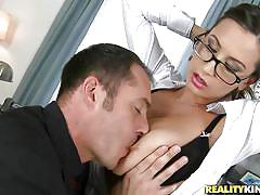 Sensual jane gets banged hard