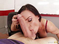 Diamond fox gets fucked in school