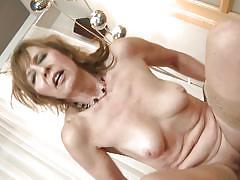 Horny danny entertains her partner