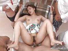 Orgy at the ambulance room