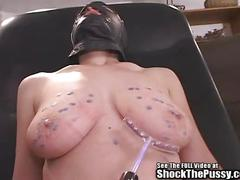Whacko dr sets pussy on fire by accident