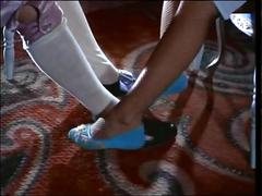 footjob, funny, old young, vintage,