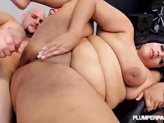 Ssbbw vylette vonne rides jmac's huge cock
