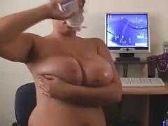 bbw, big boobs